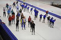 Topsporttraining Thialf 26-27-11-2014