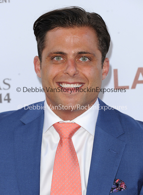"Joseph Russo attends The Los Angeles Film Festival 2014 Closing Night Premiere of Warner bros. Pictures ""Jersey Boys"" held at The Regal Cinemas L.A. Live in Los Angeles, California on June 19,2014                                                                               © 2014 Hollywood Press Agency"