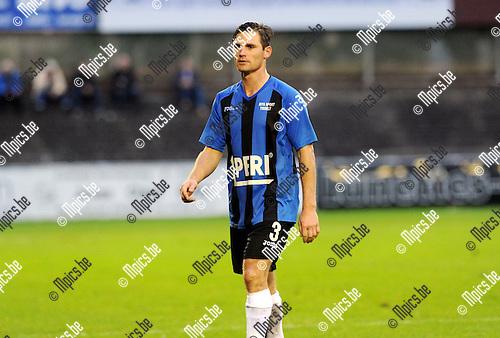 2014-11-23 / Voetbal / seizoen 2014-2015 / Rupel-Boom / Koen Gommers<br /><br />Foto: mpics.be