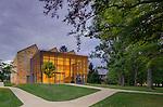 The Gund Gallery at Kenyon College | Architect: Gund Partnership