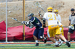 San Diego, CA 05/25/13 - Taylor Parrjlo (Del Norte #7) in action during the CIF San Diego Section Boys Division 2 Lacrosse Championship game.  Parker defeated Del Norte 12-4 for the 2013 title.