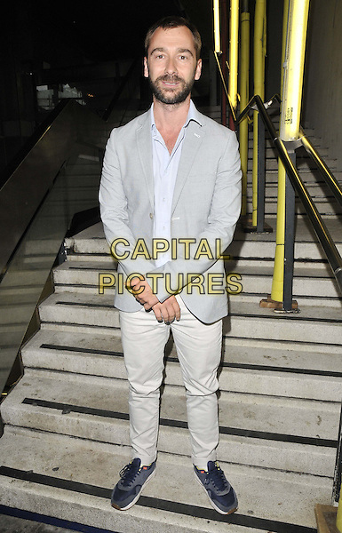 LONDON, ENGLAND - JULY 16: Charlie Condou attends the Attitude Magazine's World Sexiest Men 2014 summer party, The Paramount Club, 31st floor, Centre Point, New Oxford St., on Wednesday July 16, 2014 in London, England, UK.<br /> CAP/CAN<br /> &copy;Can Nguyen/Capital Pictures