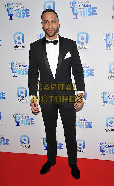 Marvin Humes attends the Global Radio's Make Some Noise Night Gala, Supernova, Embankment Gardens, London, England, UK, on Tuesday 24 November 2015. <br /> CAP/CAN<br /> &copy;CAN/Capital Pictures