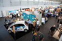 West Coast Green is the nation's largest conference and expo dedicated to green innovation, building, design and technology. The conference featured over 300 exhibitors, 125 speakers, and 80 education and networking sessions. Fort Mason, San Francisco, California, USA. Photo taken October 2, 2009.