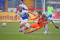 06.12.2014: SV Darmstadt 98 vs. SpVgg. Greuther Fuerth