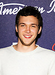 Phillip Phillips at 'American Idol' 2012 Top 13 Finalists Party at the Grove on March 1, 2012 in Los Angeles