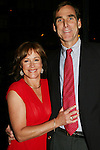 One Life To Live's Hillary B. Smith and husband Nip at the ABC Daytime Casino Night on October 23, 2008 at Guastavinos, New York CIty, New York. (Photo by Sue Coflin/Max Photos)