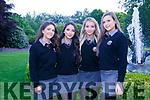 At the Brookfield College Graduation in the Ballyroe Heights Hotel on Thursday were Jenny Ní Dhomhnaill, Dearbhla Ní Loinsigh, Kayleigh Ní Mhuircheartaigh, Aoife de Bhailís