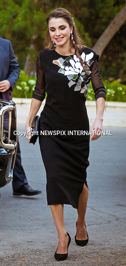 12.06.2016; Amman, Jordan: QUEEN RANIA<br />