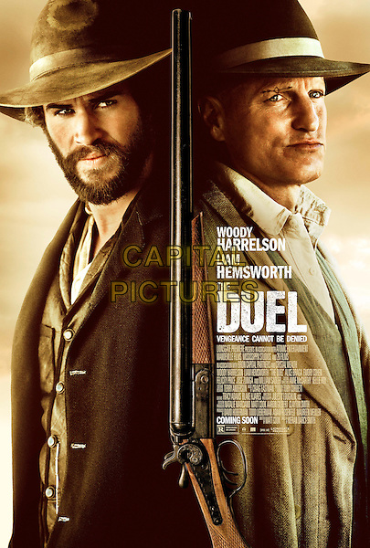 The Duel (2016)<br /> POSTER ART<br /> *Filmstill - Editorial Use Only*<br /> CAP/KFS<br /> Image supplied by Capital Pictures