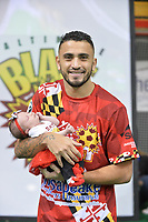 The Baltimore Blast remain undefeated at home as they outscore the Milwaukee Wave 9-6 on Friday night at SECU Arena in Towson.