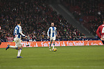 RCD Espanyol's Sergi Darder during La Liga match between Atletico de Madrid and RCD Espanyol at Wanda Metropolitano Stadium in Madrid, Spain. December 22, 2018. (ALTERPHOTOS/A. Perez Meca)