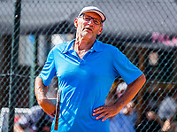 Etten-Leur, The Netherlands, August 27, 2017,  TC Etten, NVK, Frits Raijmakers (NED)<br /> Photo: Tennisimages/Henk Koster