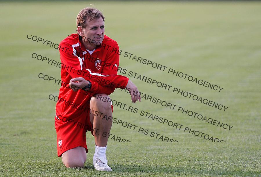 Fudbal season 2012-2013<br /> FK Crvena Zvezda pripreme<br /> Bratislav Zivkovic<br /> Brezice, 27.06.2013.<br /> foto: Srdjan Stevanovic/Starsportphoto &copy;
