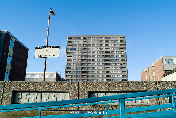 South Kilburn Estate, Brent, London