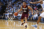 18 January 2015: Virginia Tech's Malik Muller (GER). The University of North Carolina Tar Heels played the Virginia Tech University Hokies in an NCAA Division I Men's basketball game at the Dean E. Smith Center in Chapel Hill, North Carolina. UNC won the game 68-53.