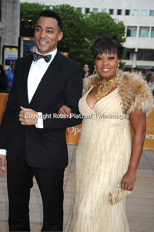 Star Jones and Charl Brown attends the American Ballet Theatre's Spring Gala on May 13, 2013 at The Metropolitan Opera House in New York City.