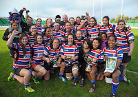 160709 Manawatu Women's Rugby Final - FOB Oroua v Kia Toa