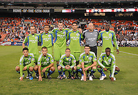 Seattle Sounder FC. Staring Eleven.  The Seattle Sounders FC defeated DC United 2-1at RFK Stadium, Saturday September 12 , 2009.