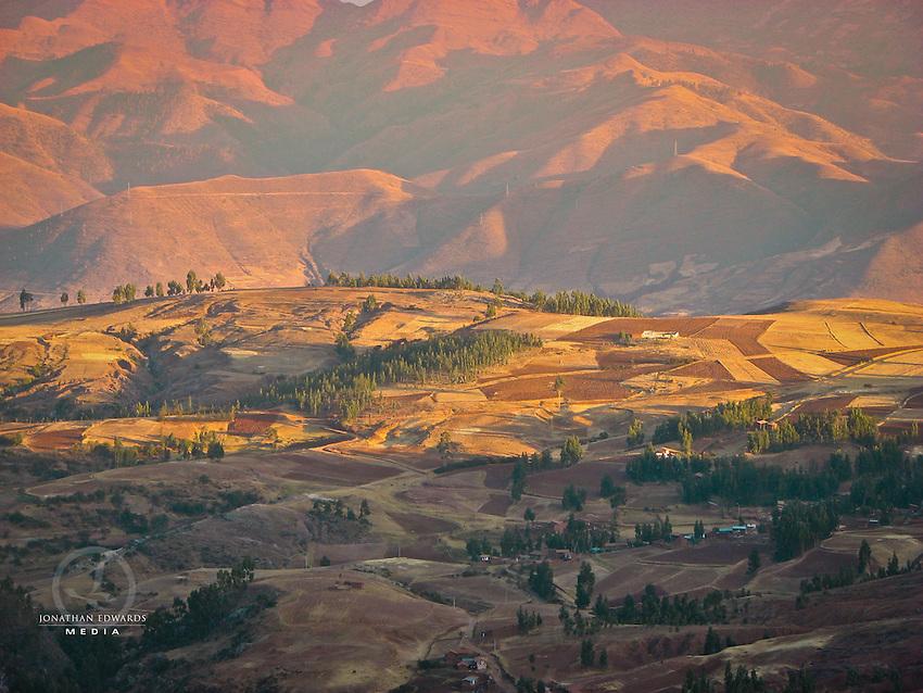 Cusco, Peru Landscape