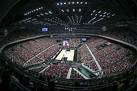 24th August 2019, Saitama, Tokyo Japan; Basketball test match, Japan versus Germany, Basketball test match, FIBA World Cup 2019 for the 2020 Olympic Games venue