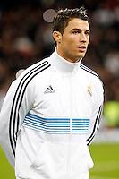 Cristiano Ronaldo during La Liga Match. December 01, 2012. (ALTERPHOTOS/Caro Marin)