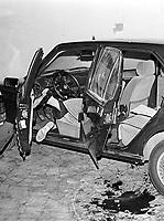NAPOLI: rapimentoo assessore Ciro Cirillo-omicidio scorta (Aprile81)Morto Ciro Cirillo politico della DC rapito dalle Brigate Rosse nel 1981  e liberato dopo una presunta trattativa DC BR con la mediazione  di Cutolo