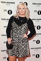 LONDON, UK. October 21, 2018: Kate Thistleton at tthe BBC Radio 1 Teen Awards 2018 at Wembley Stadium, London.<br /> Picture: Steve Vas/Featureflash