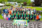 Athletes, coaches and parents at the  International Children's Games Press Night at Ballygarry House Hotel on Thursday