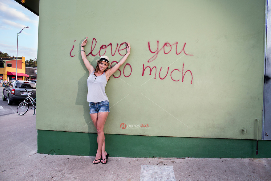 "The ""I love you so much"" mural on South Congress (Soco) is a symbol of Austin's sense of community."