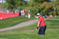 J.B. Holmes (Team USA) on the 8th during the Friday afternoon Fourball at the Ryder Cup, Hazeltine national Golf Club, Chaska, Minnesota, USA.  30/09/2016<br /> Picture: Golffile | Fran Caffrey<br /> <br /> <br /> All photo usage must carry mandatory copyright credit (&copy; Golffile | Fran Caffrey)