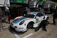 #93 PORSCHE GT TEAM (USA) PORSCHE 911 RSR LM GTE PRO PATRICK PILET (FRA) EARL BAMBER (NZL) NICHOLAS TANDY (GBR)