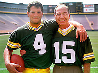 3 Generations of Green Bay Packers