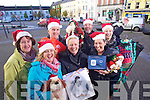 Listowel Traders Getting ready for Christmas, from left: Sarah Keane, Listowel Travel, Myra O'Shea, Denmyrs, Paul Taylor, McKennas, Jill Finucane, Footprints, Damien Stack, EJ Stack, Shirly O'Connor, McGuires Pharmacy and Catherine Ann Quilter, Promenade Boutique.