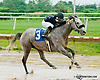 Our Hae winning at Delaware Park on 7/1/13