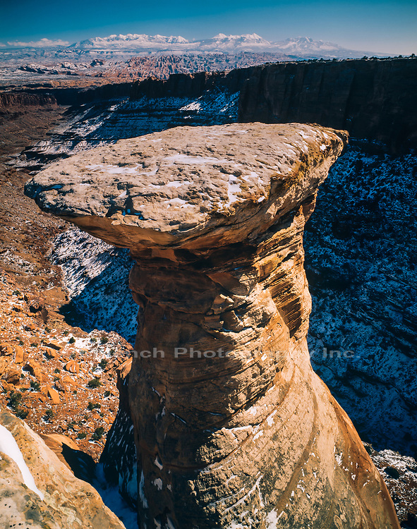 Pucker Pass,Canyonlands National Park,Winter,Utah