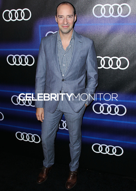 WEST HOLLYWOOD, CA, USA - AUGUST 21: Tony Hale at the Audi Emmy Week Celebration 2014 held at Cecconi's Restaurant on August 21, 2014 in West Hollywood, California, United States. (Photo by Xavier Collin/Celebrity Monitor)