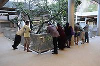 RIO DE JANEIRO-04/07/2012-INAUGURACAO DO MERCADO POPULAR LEONEL BRIZOLA- Inauguracao do Mercado Popular Leonel de Moura Brizola, local que ira abrigar os ambulantes que perderam os boxes apos incendio do camelodromo da Central do Brasil, ao lado do Terminal Americo Fontenele, no centro do Rio.Foto:Marcelo Fonseca-Brazil Photo Press