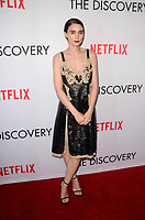LOS ANGELES, CA - MARCH 29: Rooney Mara at the Netflix special film screening of The Discovery  at The Vista Theater in Los Angeles, California on March 29, 2017. Credit: David Edwards/MediaPunch