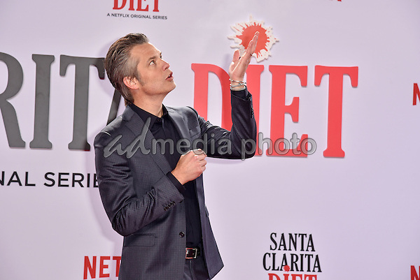 "20 January 2017 - Berlin, Germany - Netflix Screening of ""Santa Clarita Diet"" at Cinestar in the Sony Center. Photo Credit: NicoleKubelka/face to face/AdMedia"