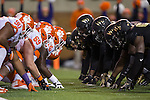 2016.11.19 - NCAA FB - Clemson vs Wake Forest