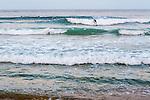 Storm surf on Coast Guard Beach, Cape Cod National Seashore, Eastham, Massachusetts, USA