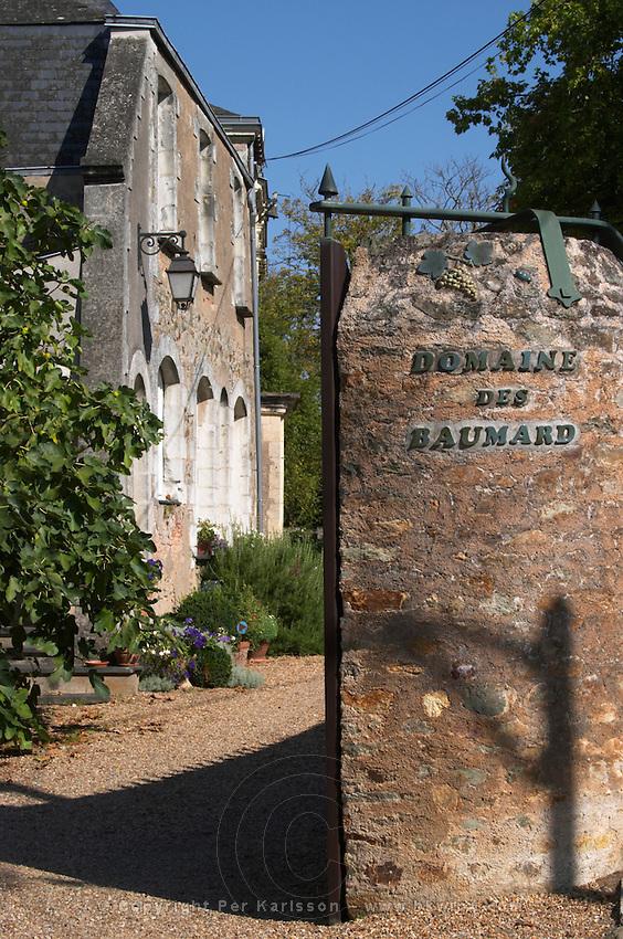 Domaine des Baumard, Rochefort, Anjou, Loire, France
