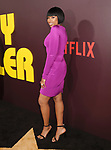 HOLLYWOOD, CA - APRIL 06:  Actress/singer Jennifer Hudson attends the premiere of Netflix's 'Sandy Wexler' at the ArcLight Cinemas Cinerama Dome on April 6, 2017 in Hollywood, California.