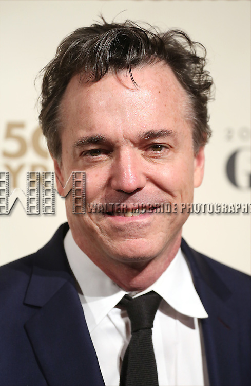 Derek McLane attends the Roundabout Theatre Company's  50th Anniversary Gala at The Waldorf-Astoria on February 29, 2016 in New York City.