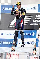 Motorsports: FIA Formula One World Championship 2012, Grand Prix of Japan, <br /> #1 Sebastian Vettel (GER, Red Bull Racing),  *** Local Caption *** © pixathlon