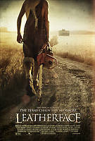Leatherface (2017)<br /> POSTER ART<br /> *Filmstill - Editorial Use Only*<br /> CAP/FB<br /> Image supplied by Capital Pictures