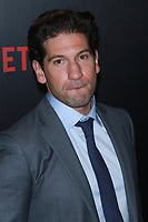 NEW YORK, NY - NOVEMBER 06: Jon Bernthal  at  'Marvel's The Punisher' New York premiere at AMC Loews 34th Street 14 theater on November 6, 2017 in New York City. Credit: Diego Corredor/MediaPunch /NortePhoto.com