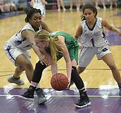 Van Buren at Fayetteville basketball 2/23/2018