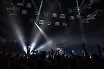 © Joel Goodman - 07973 332324 . 28/10/2017 . Manchester , UK . Metallica perform at the Manchester Arena . Photo credit : Joel Goodman